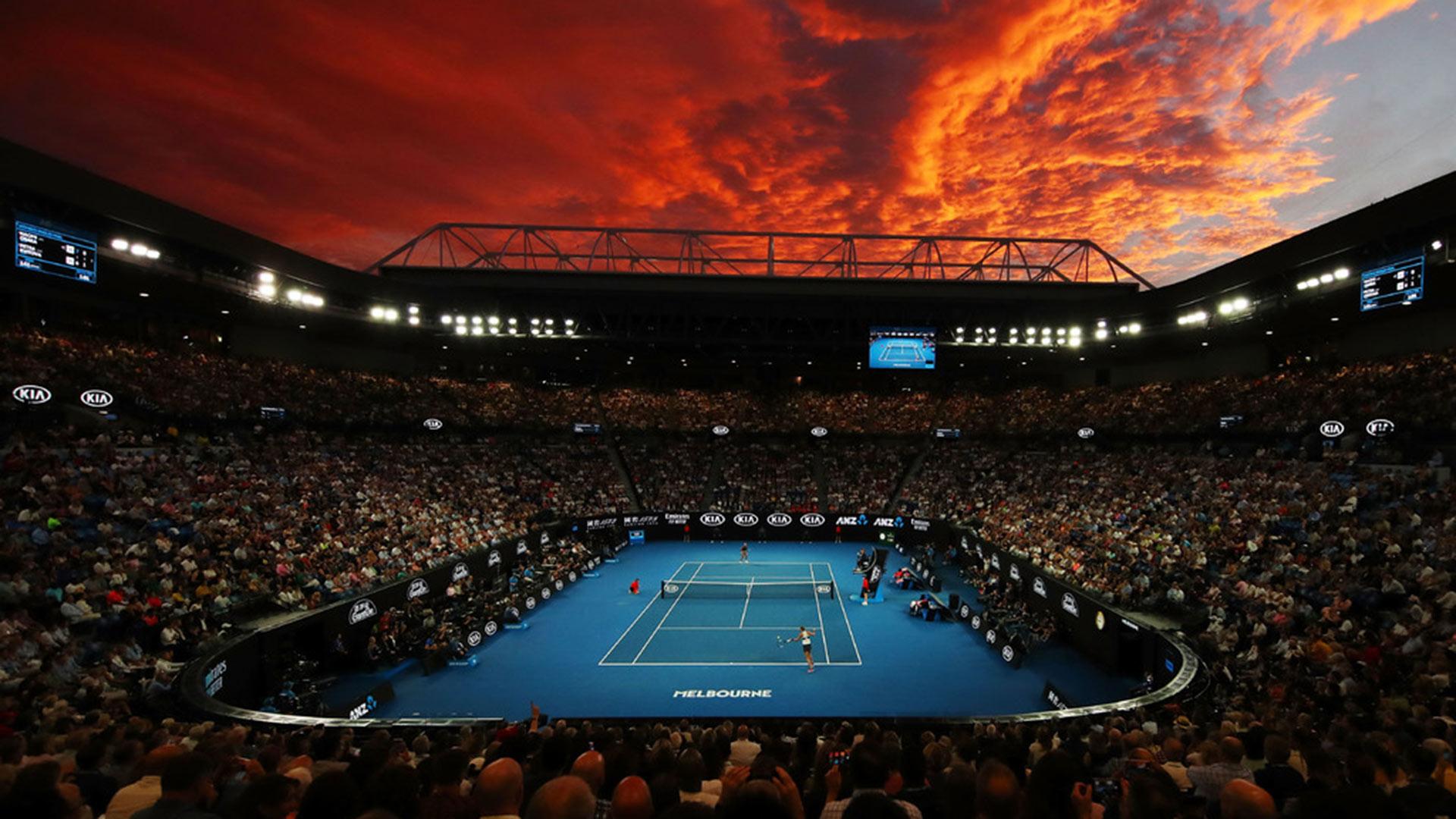 Australian Open 2020 Daimani