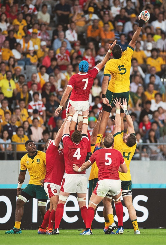 Rugby World Cup - Australia