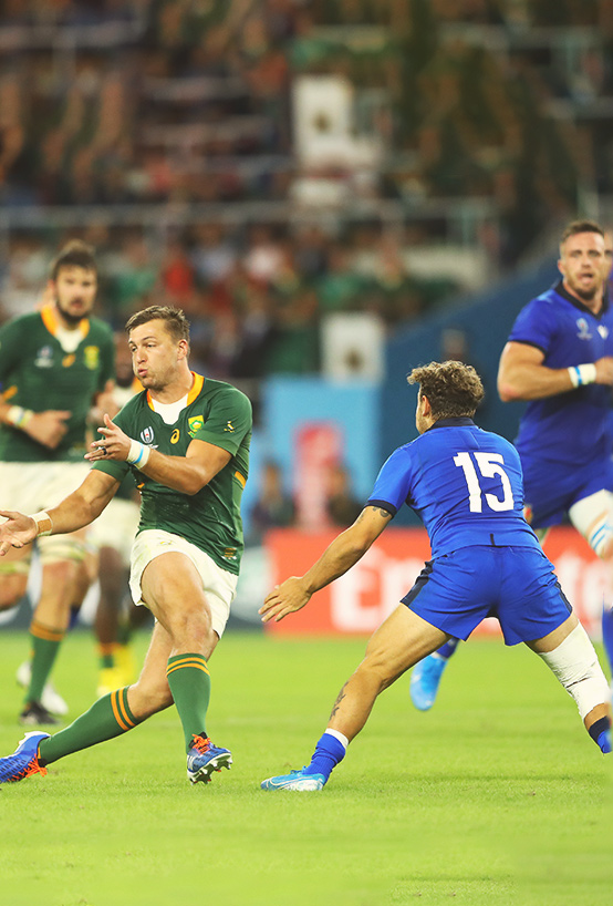 Rugby World Cup - South Africa