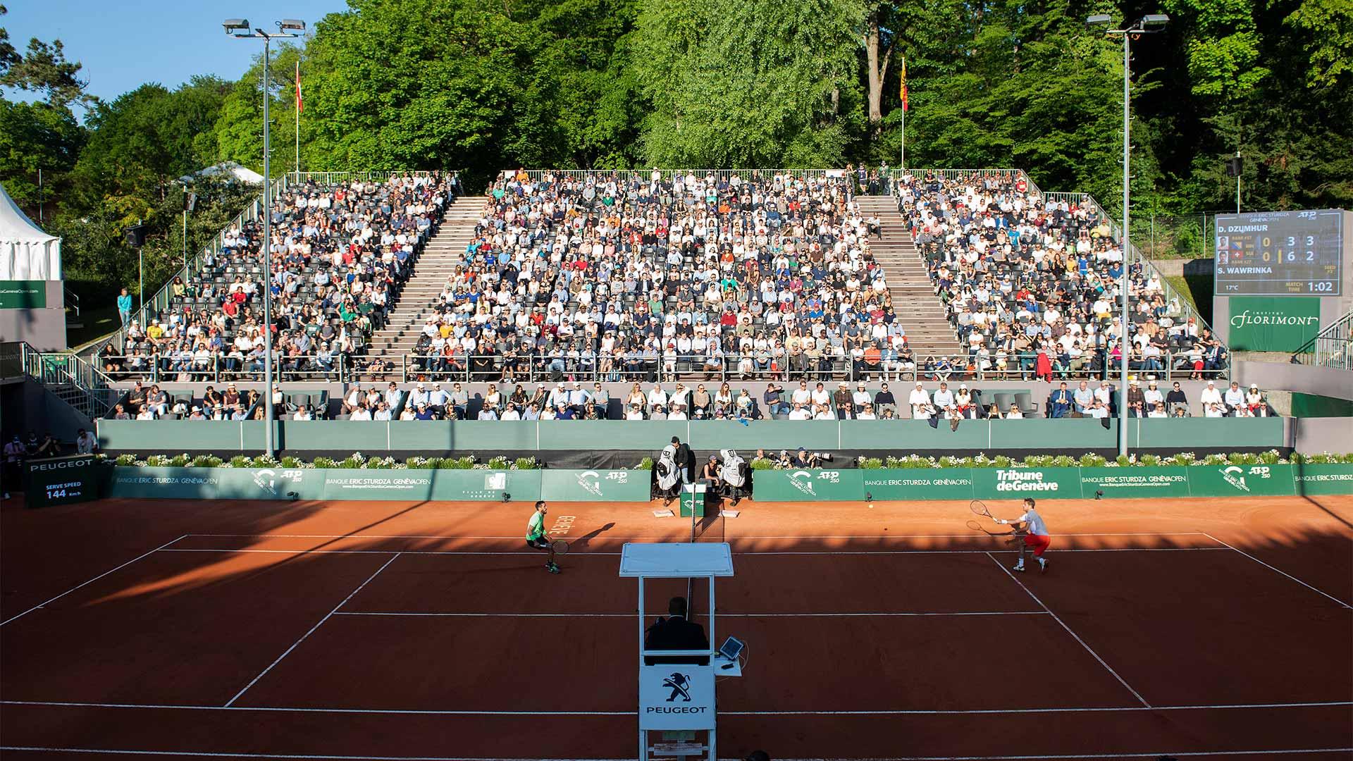 Gonet Geneva Open   VIP Experiences