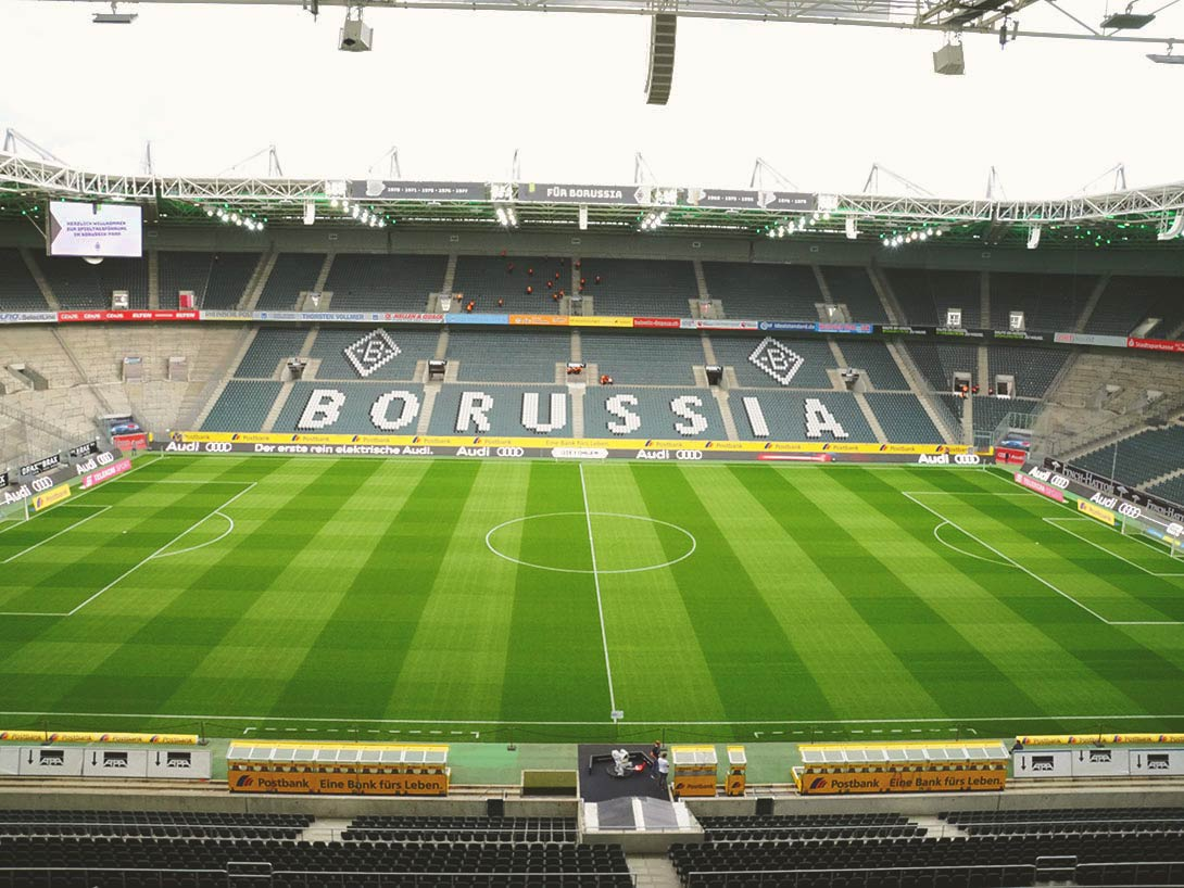UEFA Europa League: Borussia Mönchengladbach vs AS Roma