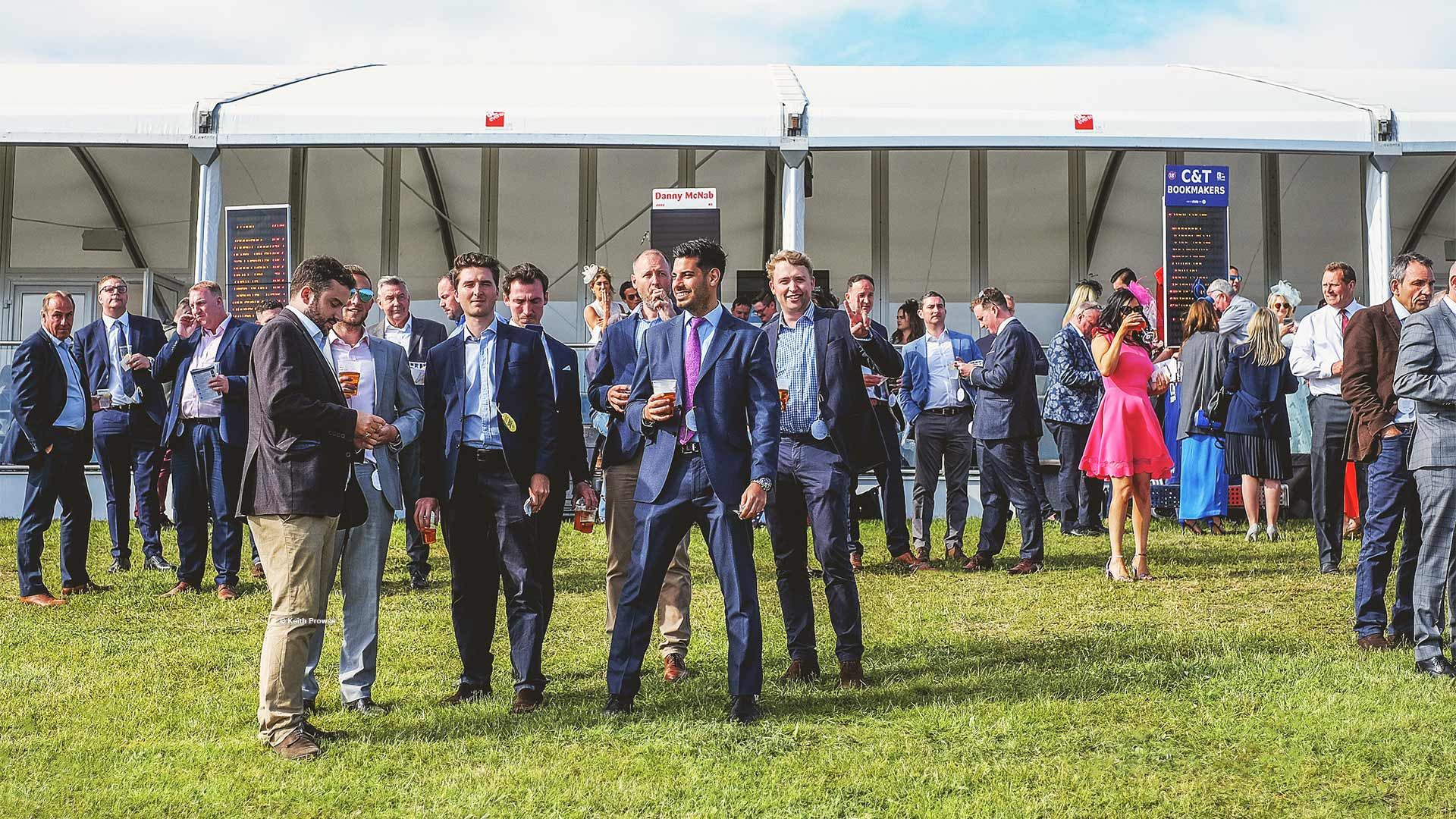 Derby Festival 2020.Investec Derby Festival Daimani
