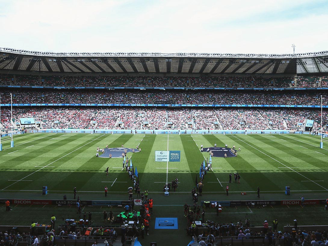 Finale du Gallagher Premiership Rugby