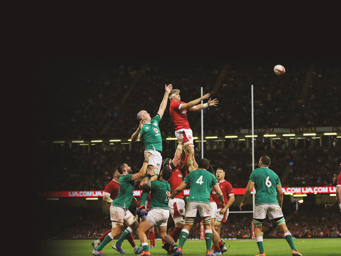 Six Nations: Wales vs Ireland